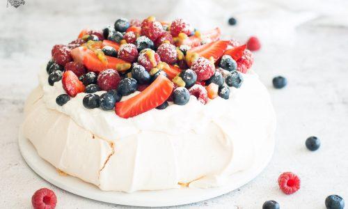 Pavlova – ricetta classica australiana