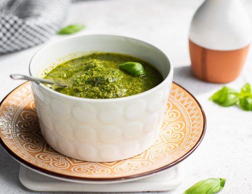 Pesto al basilico – pronto in 5 minuti