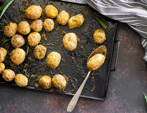 Patate al curry – croccanti fuori e morbide dentro