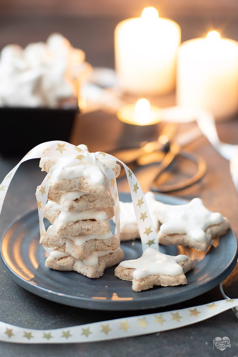 Zimtsterne - i biscotti del Natale