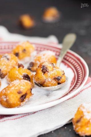 Frittelle di polenta dolci – ricetta di nonna Amelia