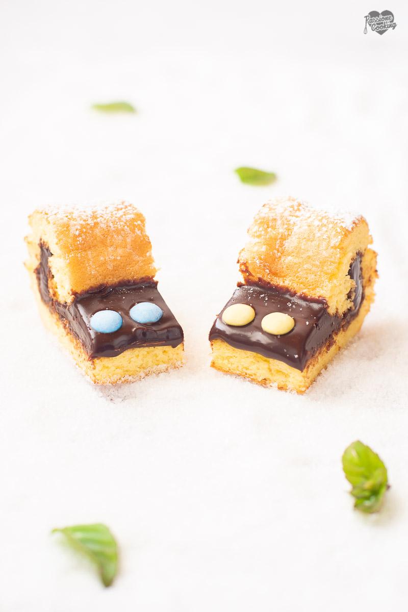 Lumachine dolci - perfette per le feste dei più piccoli