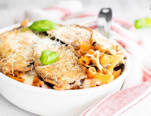 Pasta al forno con melanzane pastellate – ricetta di nonna Ottilia