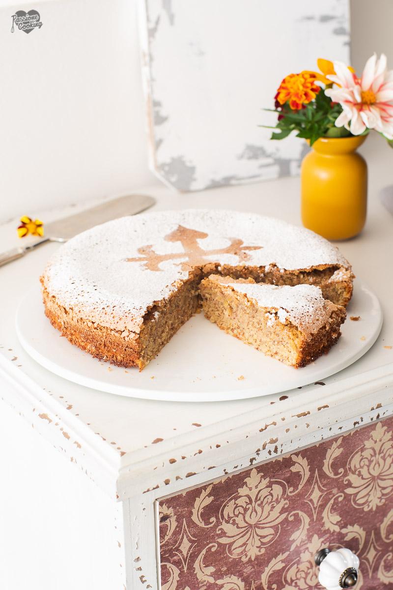 Tarta de Santiago - torta di mandorle spagnola