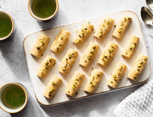 Ghraiba lablabi – biscotti tunisini