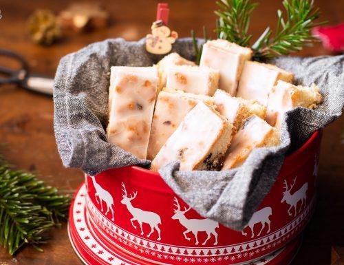 Torta di Natale svedese cotta in teglia