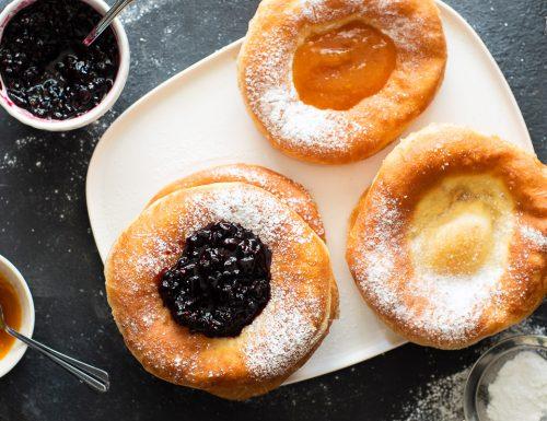 Kniekiechl – frittelle dolci dell'Alto Adige