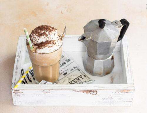 Eiskaffee – la coppa gelato e caffè tedesca