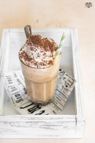 Eiskaffee - la coppa gelato e caffè tedesca