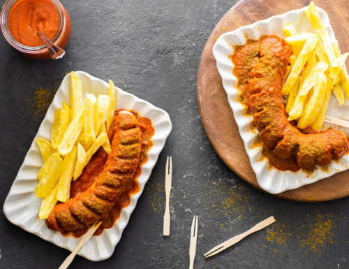 Currywurst – lo street food tedesco