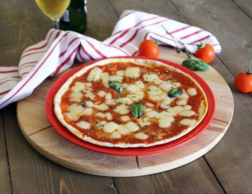 Piadina gusto pizza: pronta in cinque minuti!