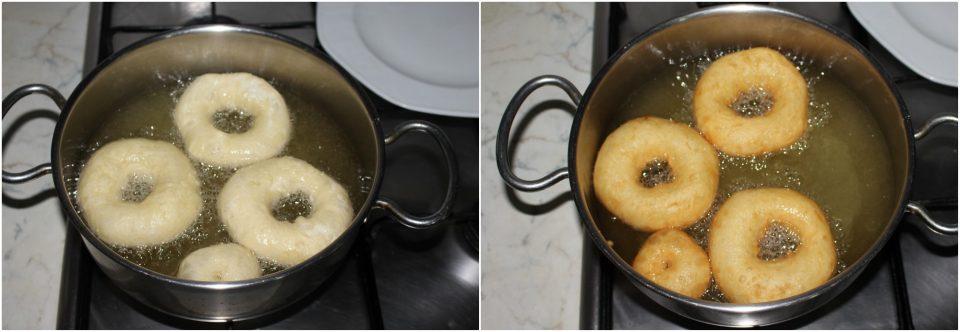 Cullurelli calabresi: dolci ciambelle di patate fritte