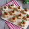 Tartine croccanti ai pomodori secchi: stuzzichini creativi, semplici e gustosi!