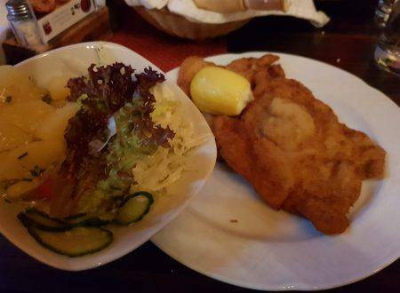 Cucina viennese: Zum Englischen Reiten