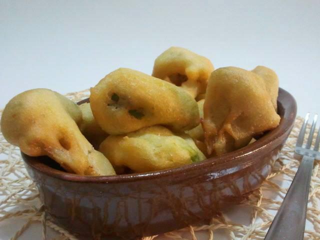 cavolfiore in pastella, Passione dolce e salata