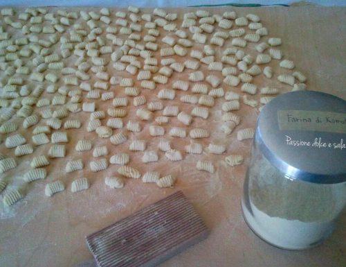 Gnocchetti sardi o malloreddus