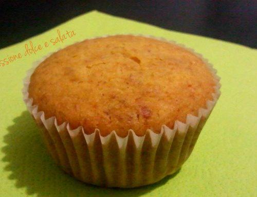 Muffins alla buccia di zucca