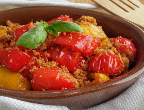 Peperoni alla catanese – ricetta originale