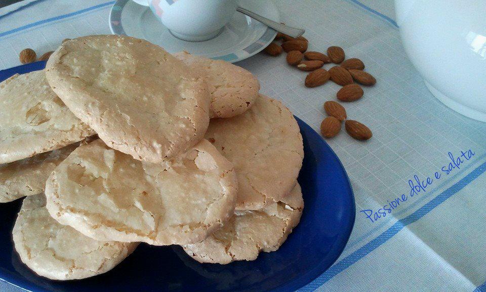 biscotti alle mandorle glassati