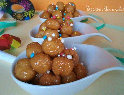 PAGNUCCATA – frittelle di Carnevale – dolce tipico siciliano