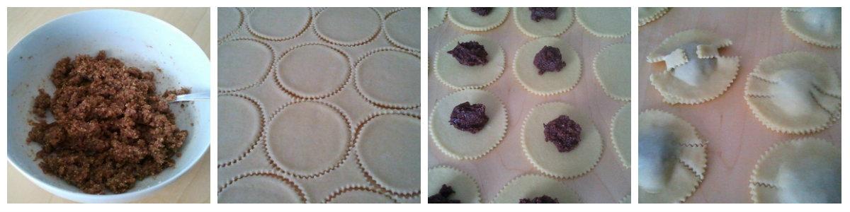 collage pastarelle