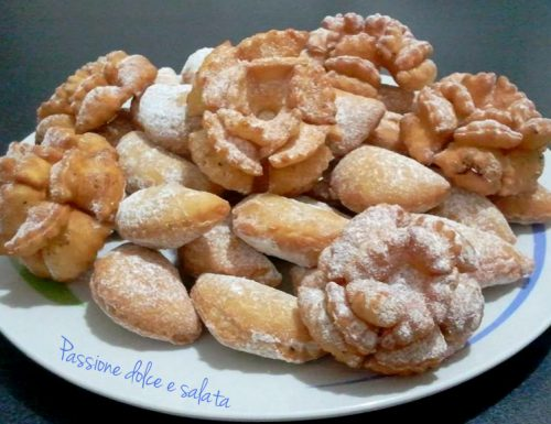 Frittelle di Carnevale – Impasti base
