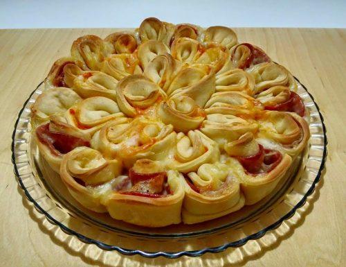 Fior di pizza – ricetta facile