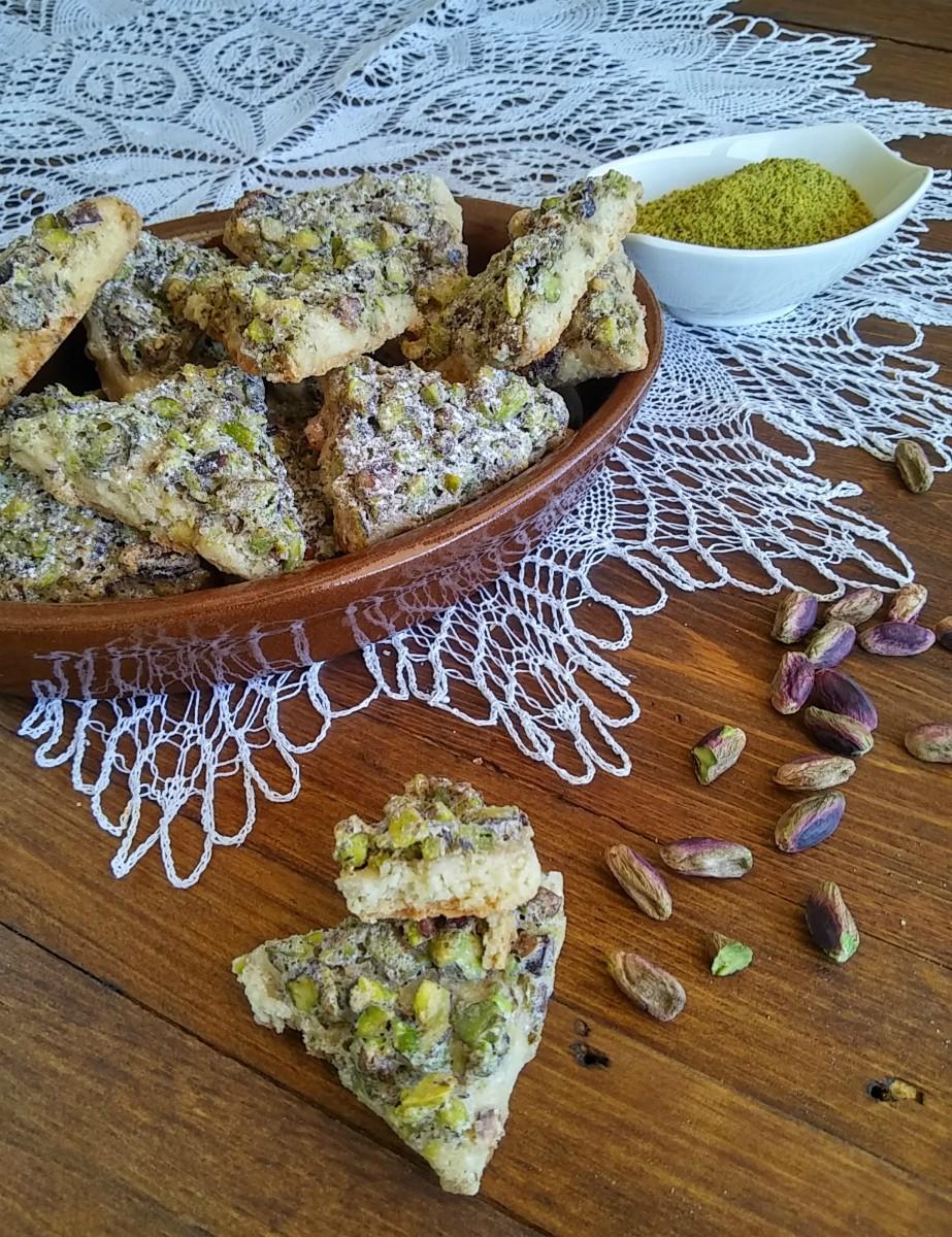biscroc al pistacchio v