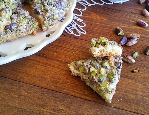Biscroc al pistacchio – ricetta originale