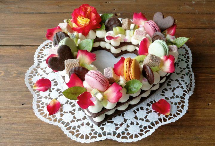 golosa cream tart al doppio cioccolato