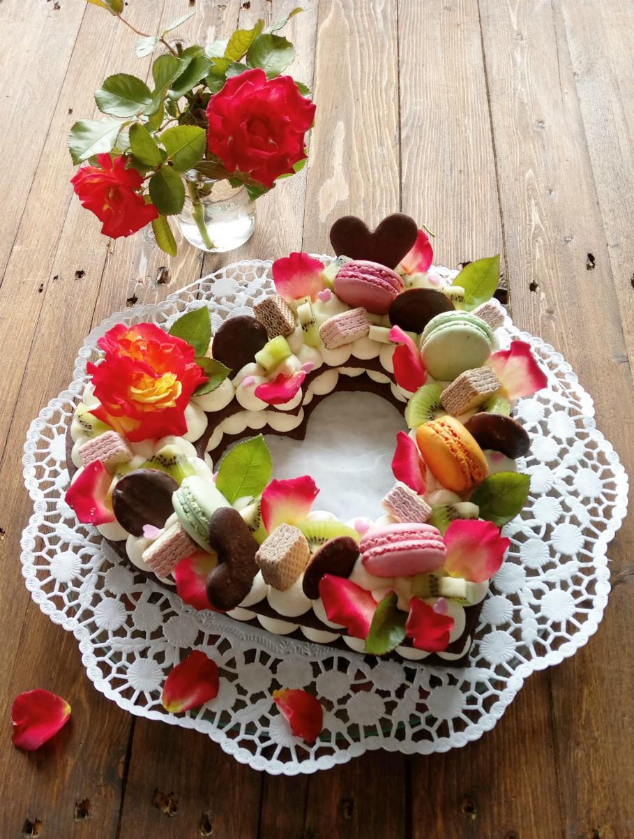 cream tarte doppio cioccolato