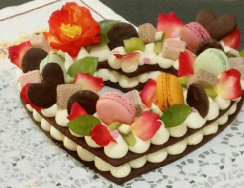 Cream Tart Doppio Cioccolato