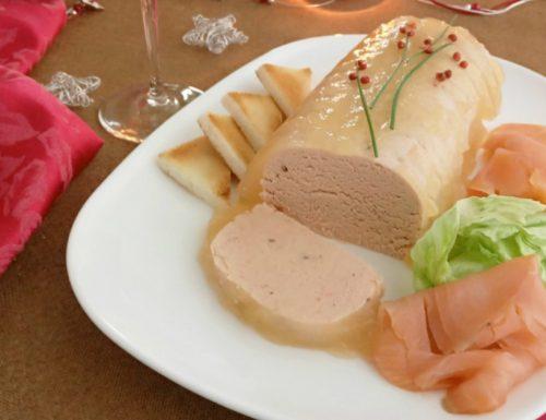 Patè di salmone in gelatina