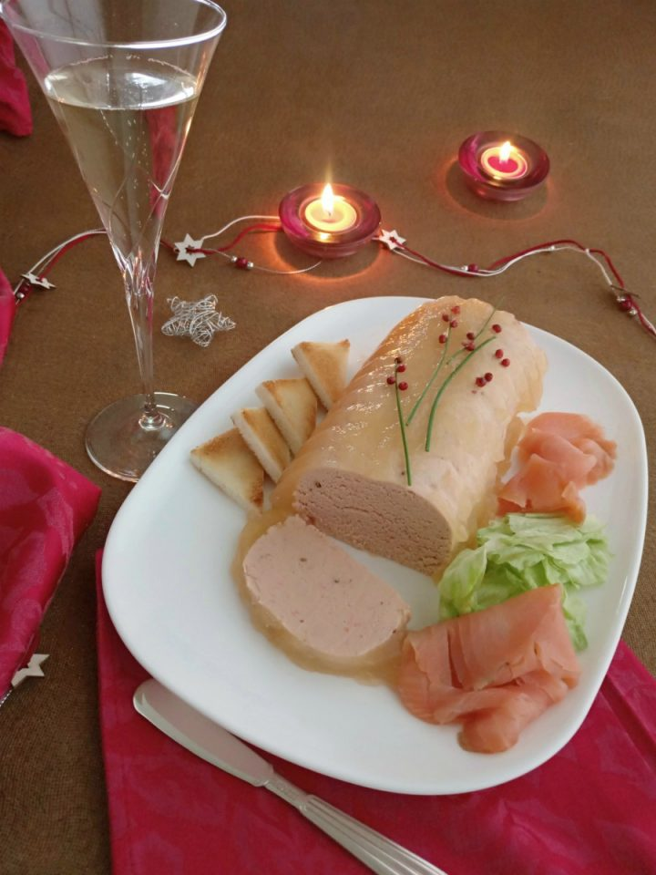 Patè di salmone in gelatina V