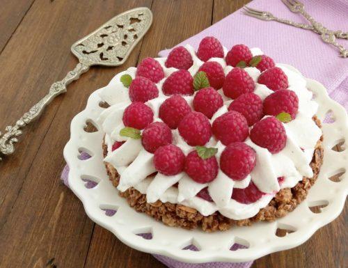Crunchy cake – ricetta veloce