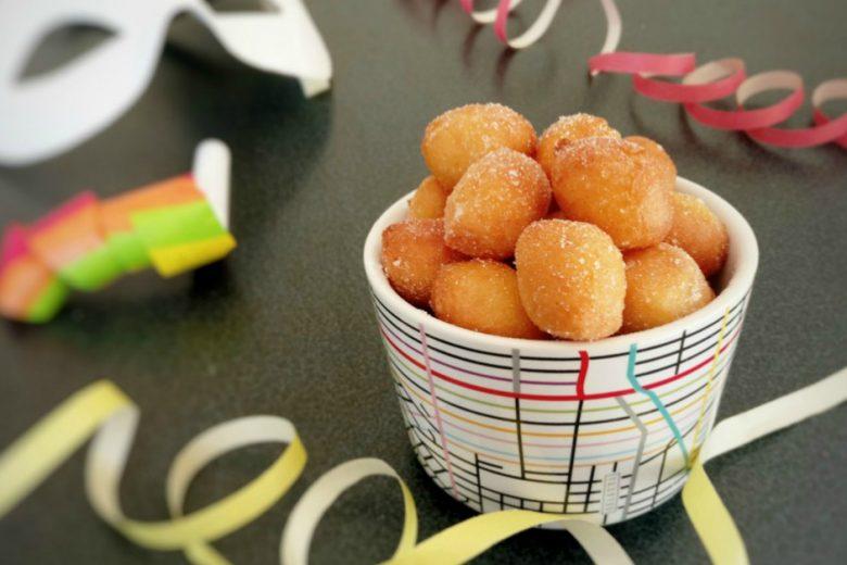 Castagnole di ricotta – dolce di Carnevale