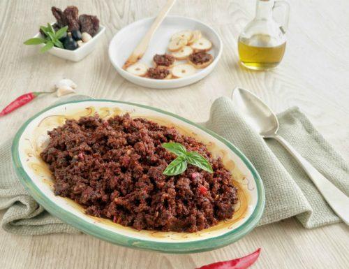 Pesto etneo – l'originale ricetta siciliana