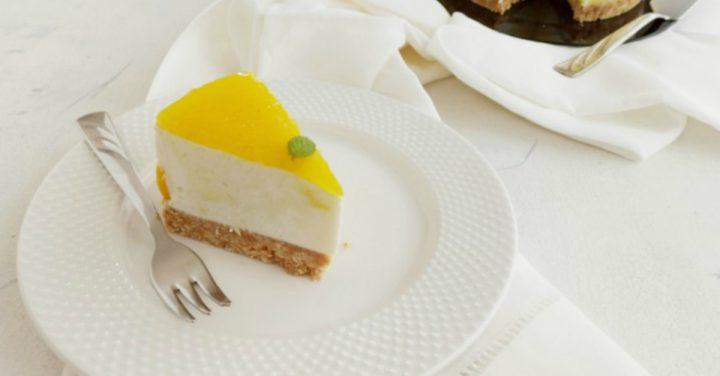 cheesecake zenzero e limone Ev1