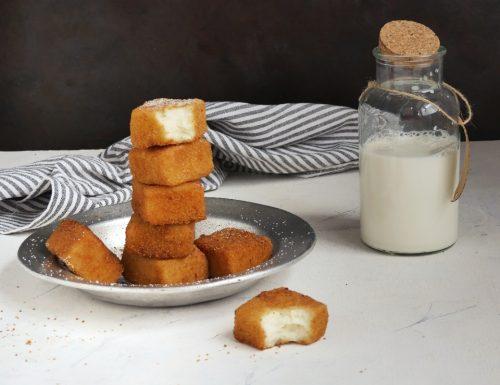 LATTE FRITTO – ricetta tipica siciliana