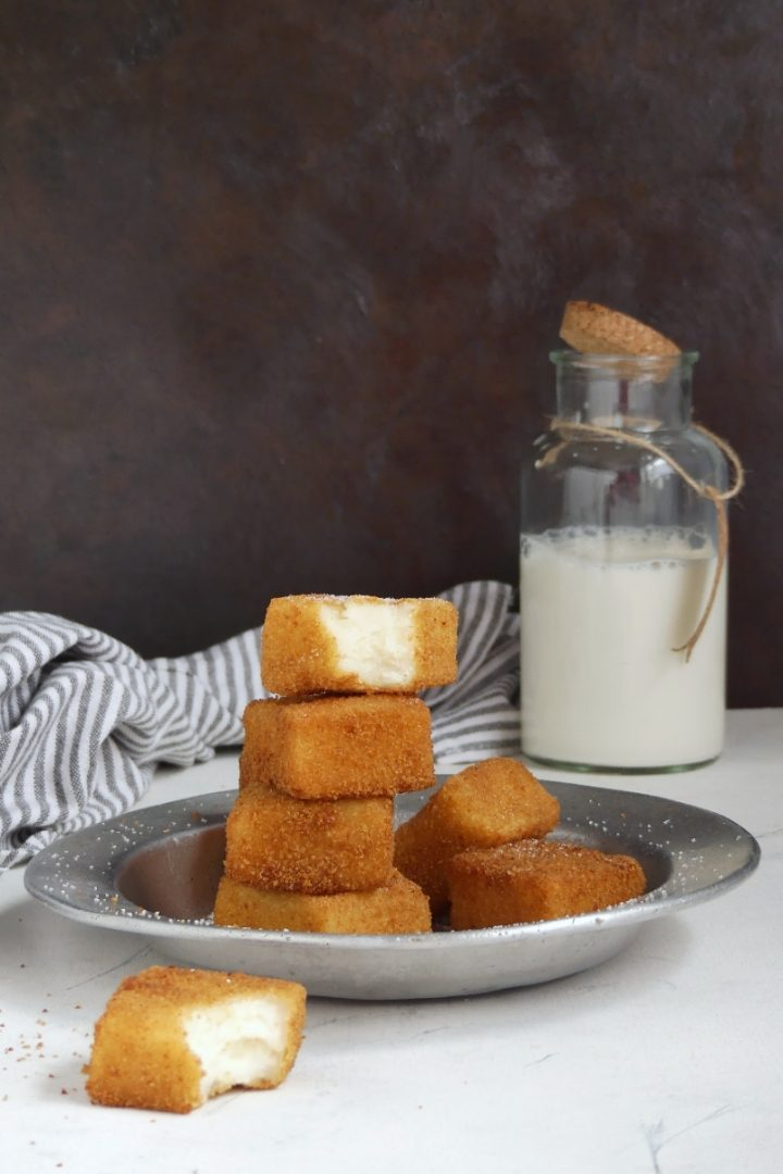 Latte fritto V