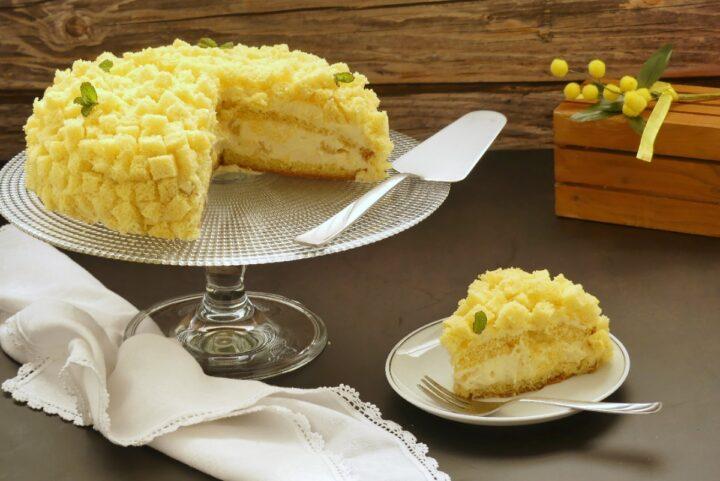 torta mimosa O