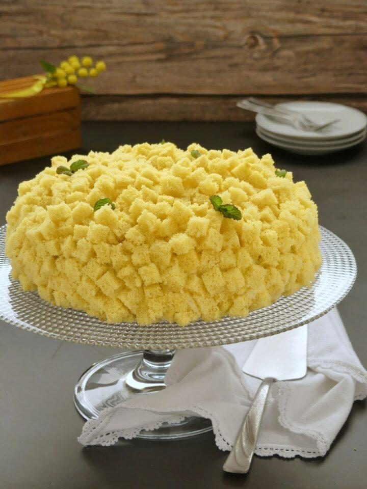 torta mimosa V