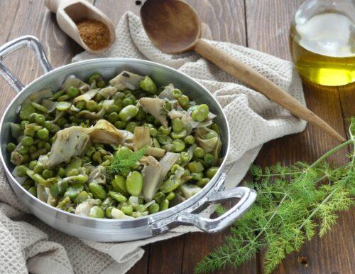 LA FRITTEDDA – piatto tipico siciliano