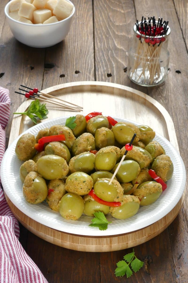 Olive ripiene alla messinese V1/'21