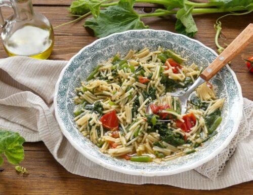 PASTA COI TENERUMI – specialità siciliana