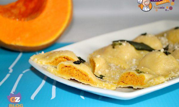 Tortelli di Zucca, primo piatto
