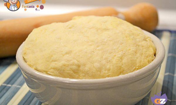 Impasto per Pan Brioche salato, ricetta base