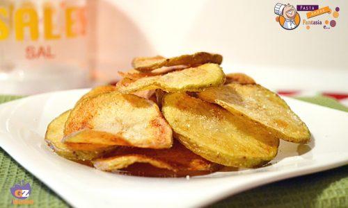 Patatine Fritte, ricetta contorno