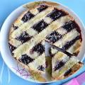 Crostata con Confettura di Amarene, ricetta dolce