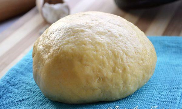 Pasta Frolla alla Ricotta, ricetta base
